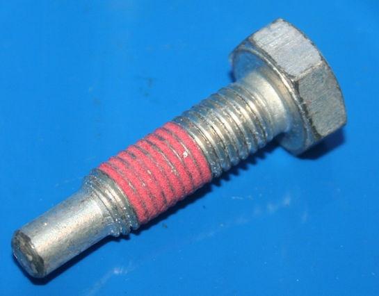 Schraube Seitenständer K75/100 -3/91 M10x40 mit Zapfen