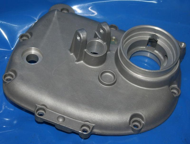 Deckel Getriebe /6-80 mit Kickstarterloch