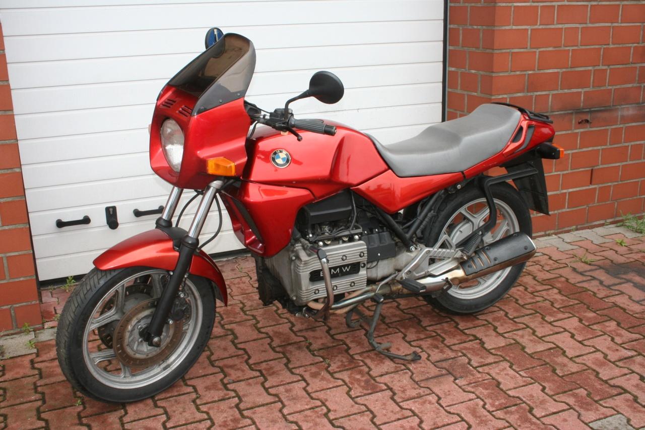 Motorrad K75C Bj.3/1986 125300KM Inspektion / HU neu