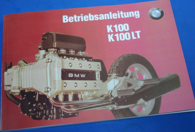 Betriebsanleitung K100-K100LT