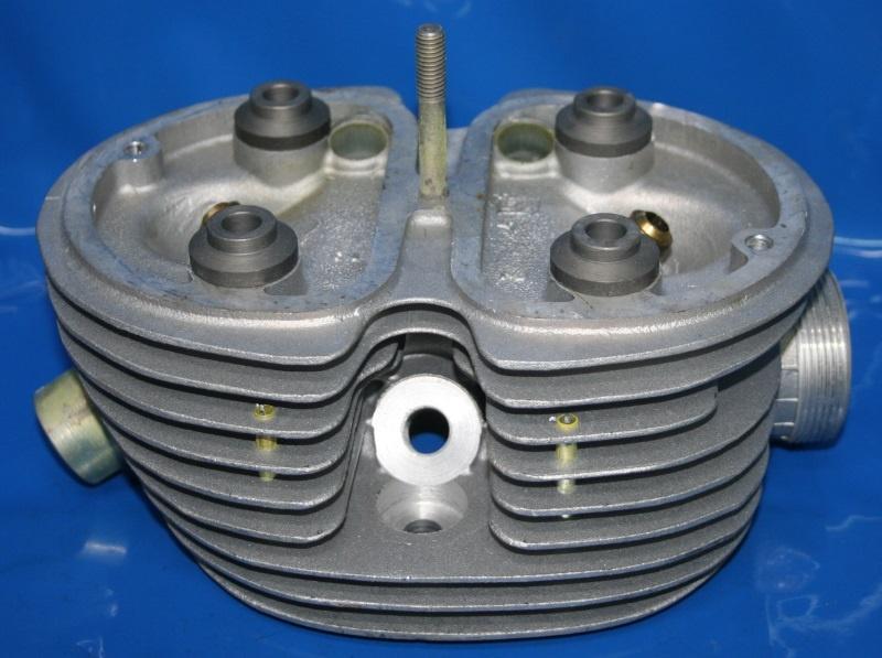 Zylinderkopf R60/6 links 9/75-