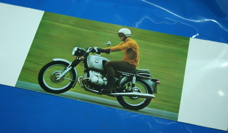 Grußkarte R75/5 für DIN lang Umschlag Ausg.11/69