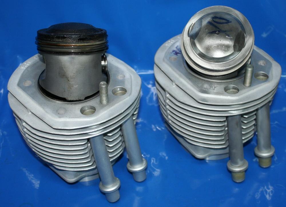 Zylinder u.Kolben R60/6/7 800CC 8/75- gebraucht 1Paar