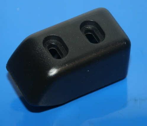 Kappe Systemkoffer R1100/1150 K1200 a.d. Fußrastenplatte