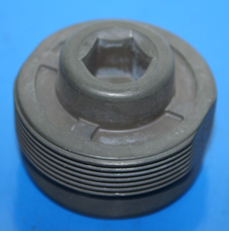 Schraubkappe Längslenker li. R850-1200C Motorbolzen