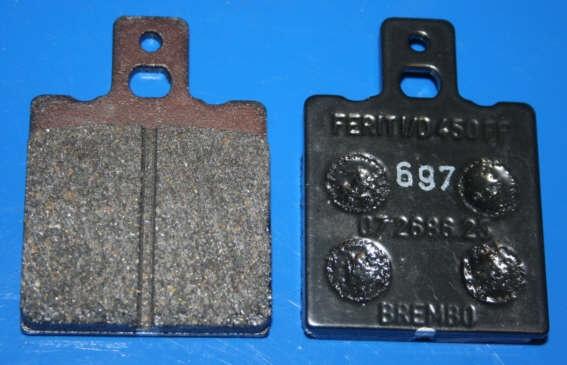 Bremsklötze FA47 Seitenwagen mit Brembo