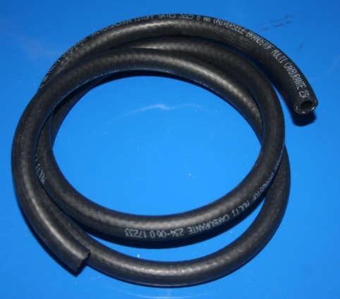 Benzinschlauch schwarz ca.6x11mm