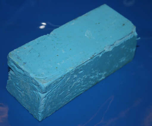 Hochglanz-Polierpaste (blau)