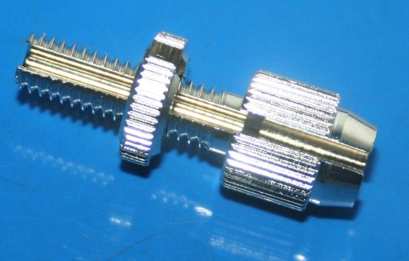 Stellschraube Kuppl.u. Bremsgriff R25-R68 M6 mit Mutter