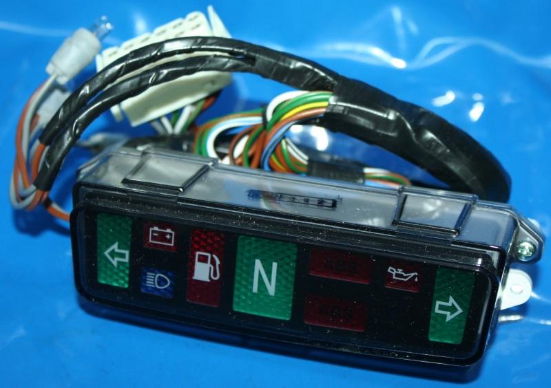 Lampenträger R1100GS/RS/RT Kontrollleuchten mit Kabel