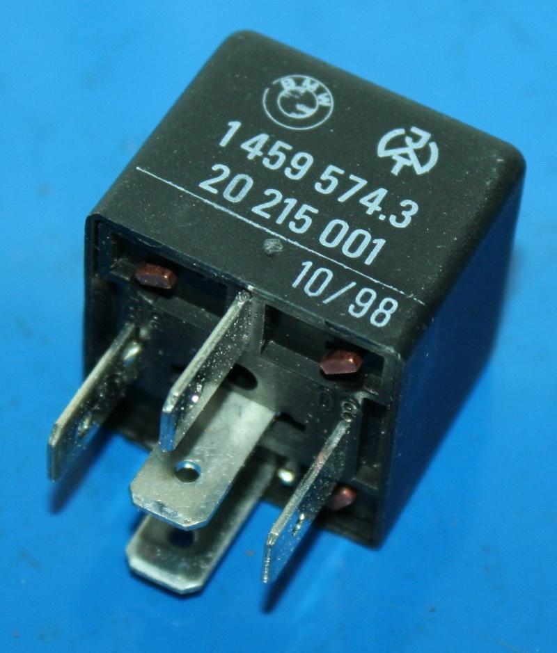 Relais K75 K100 Einspritzanlage 5Polig