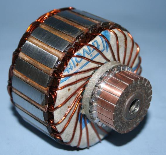Lima-Rotor R27 Im Tausch überarbeitet