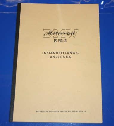 Werkstatthandbuch R51/2 deutsch
