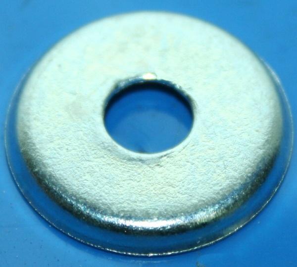 Scheibe Gummitülle Lampenhalter R45/65 -84 oben