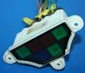 Lampenträger GS R100R 91- GEBRAUCHT Kontrollleuchten m.Kabel