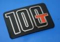 Plakette R100T f.Sitzbank