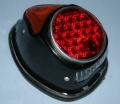 Rücklicht R25/3 51/3-67/3 Eber schwarz mit Bremslicht