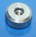 Rändelmutter Voltmeter/Zeituhr Metall