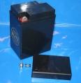 Batterie 6V 16AH GEL B38-6A wartungsfrei mit Deckel