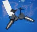 Schließzylinder -Satz R1200R/ST/S K1200S Koffer