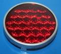 Rücklichtglas R25-R68  mit Haltering für Eberrücklicht