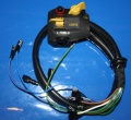 Lenkerschalter /7 li.lang 78-84 mit Lichtschalter 520mm